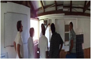 Autoconsommation photovoltaïque : la 1ère formation dans les DOM a eu lieu en Martinique