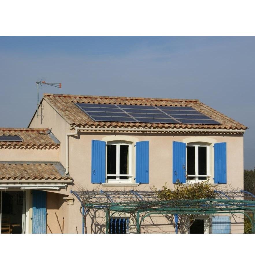 Le photovolta�que en France devient comp�titif