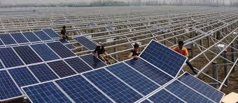 Concession de 30 ans � Voltalia pour une centrale photovolta�que